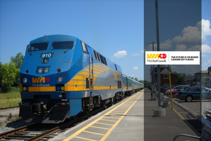 Billets Via Rail